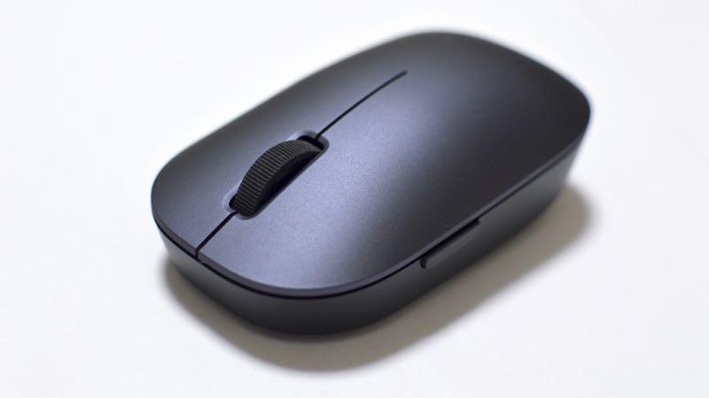 【実機レビュー】Xiaomiのフツーのワイヤレスマウスを購入してみた|Xiaomi Wireless Mouse