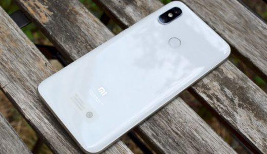 【Xiaomi Mi 8】8周年記念のフラッグシップその性能はいかに【実機レビューその1】ファーストインプレッション