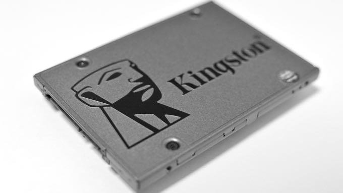 【実機レビュー】キングストンKingston UV500|信頼できるSSDでPCを高速化する!【Marvell製コントローラー採用】