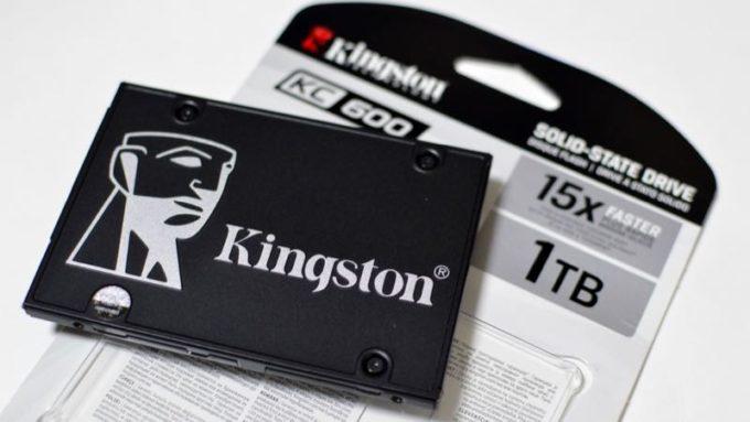 Kingston KC600
