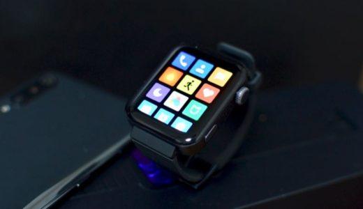 【実機レビュー】新登場Xiaomi Mi Watch!これはもう小型スマホだ!【速報版・中国版で人柱になるの巻】
