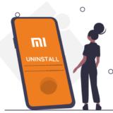 Xiaomi App uninstall