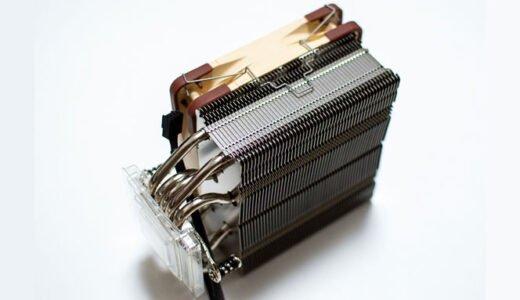 【フォトレビュー】高級CPUクーラーNoctua NH-U12S&12cmファン|所持欲を満足させてくれる逸品!