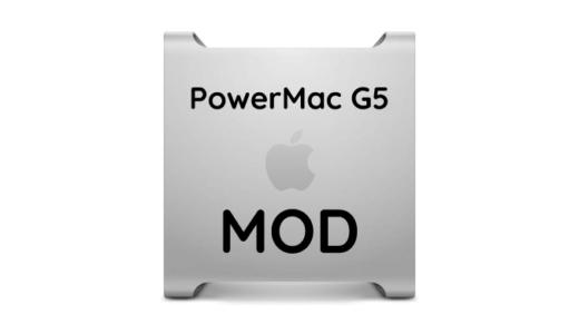 【魔改造】PowerMac G5 ケースMODにチャレンジ|最高にカッコいいMacをつくるぜ【Hackintosh】