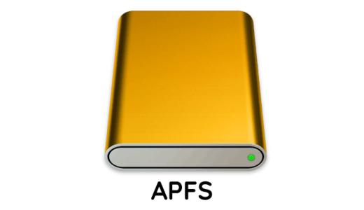 【TIPS】ストレージのフォーマットは「APFS」それとも「Mac OS拡張」?|Mackintosh入門